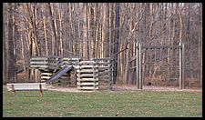 playground near tennis courts