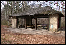 Old Concession Shelter House (reservable)