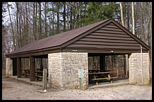 Trailside Shelter House (reservable)